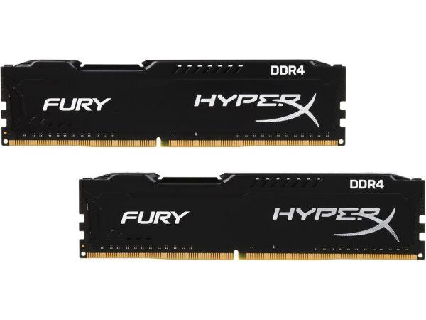 Hyperx fury 2x4GB